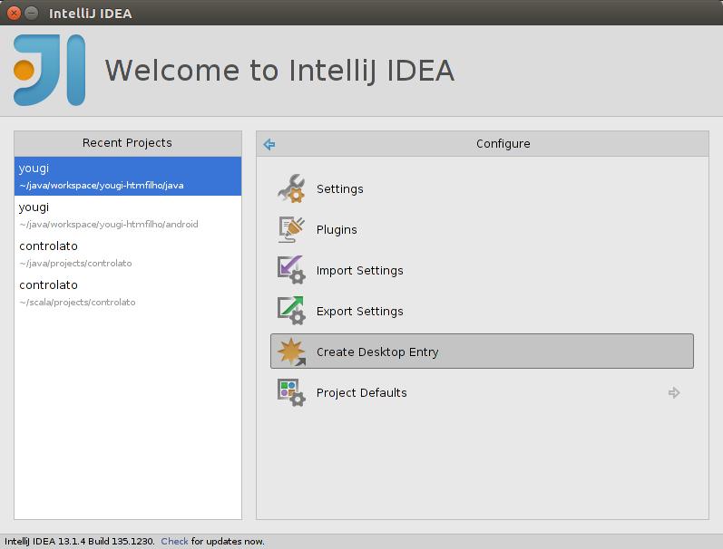 Installing Intellij IDEA on Mac and Ubuntu